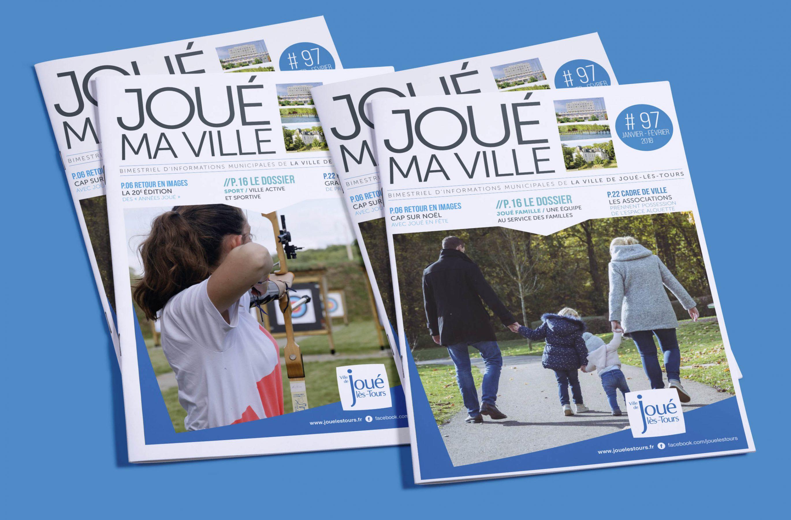 Agence conseil en communication nantes LATITUDE client joue les tours magazine